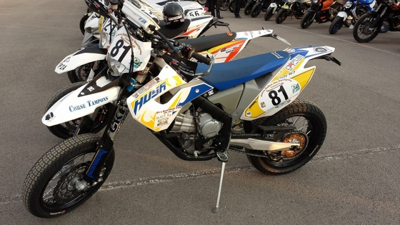 pack husaberg 570 fs 2011 + equipements  10001511