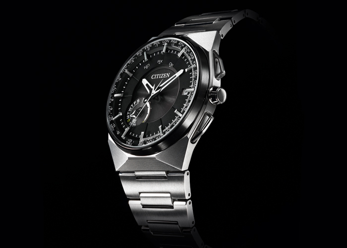 citizen - Citizen GPS wave F100 F100-210