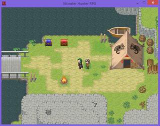 """Monster Hunter RPG """"Legendary Tales"""" Pic310"""