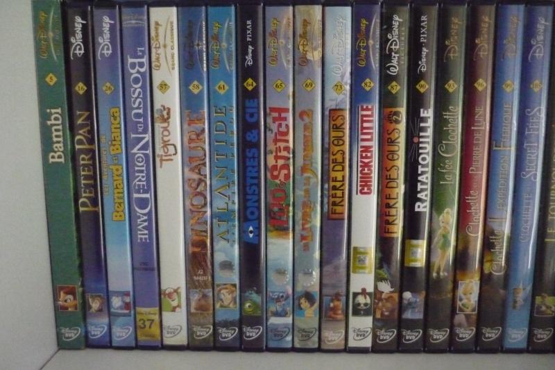 [Photos] Postez les photos de votre collection de DVD et Blu-ray Disney ! - Page 37 P1150513