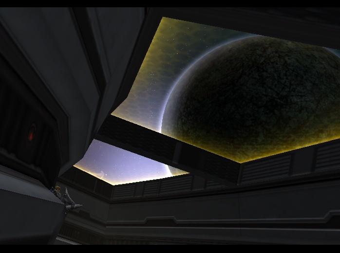 Aux portes de l'espace ! Port15