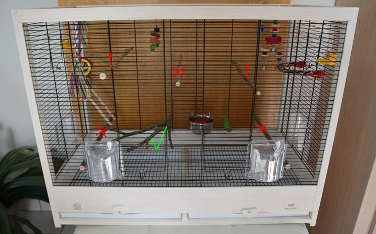 Votre opinion sur ce modèle de cage Ferplast Sans_t12