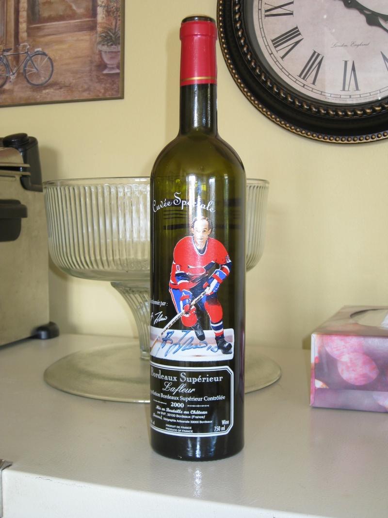 La première bouteille de ma collection. Img_0310