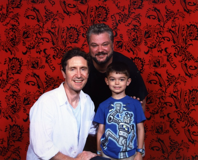 Our Day With The Doctor! Paulmc11