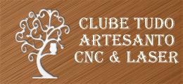 Clube tudo artesanato cnc e laser.