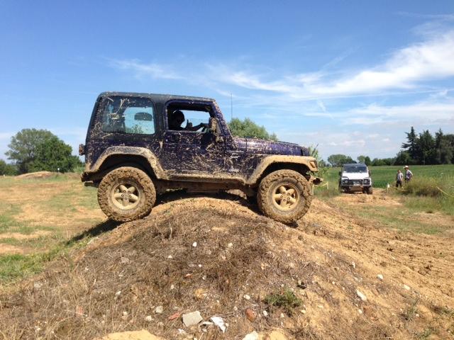 1999 Jeep Wrangler TJ - il mio cassone Image112