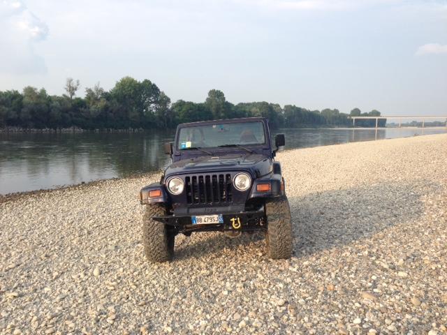 1999 Jeep Wrangler TJ - il mio cassone Image410