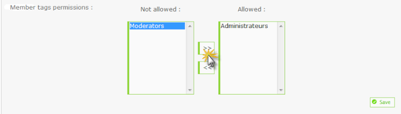 [New option]  Tag @member on your forum 14-08-27