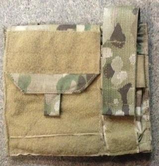 VDS Porte plaque eagle ind +poches MC Img_1115