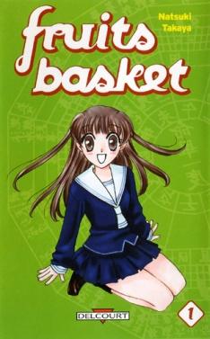 [Shojo] Fruits Basket Fruits10