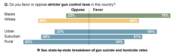 Gun deaths shaped by race in America Inline10
