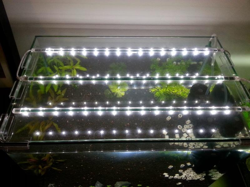 Besoin d'aide pour éclairage LED homemade 20141010