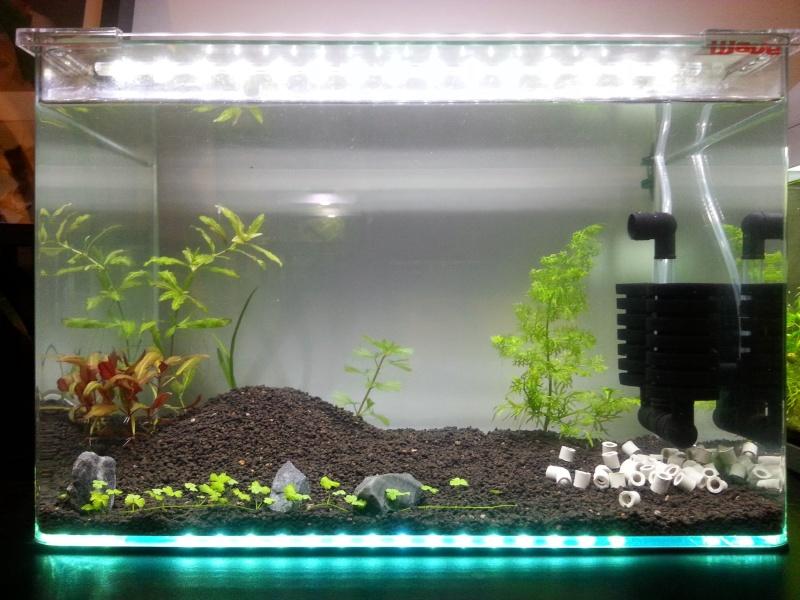 Besoin d'aide pour éclairage LED homemade 20141012