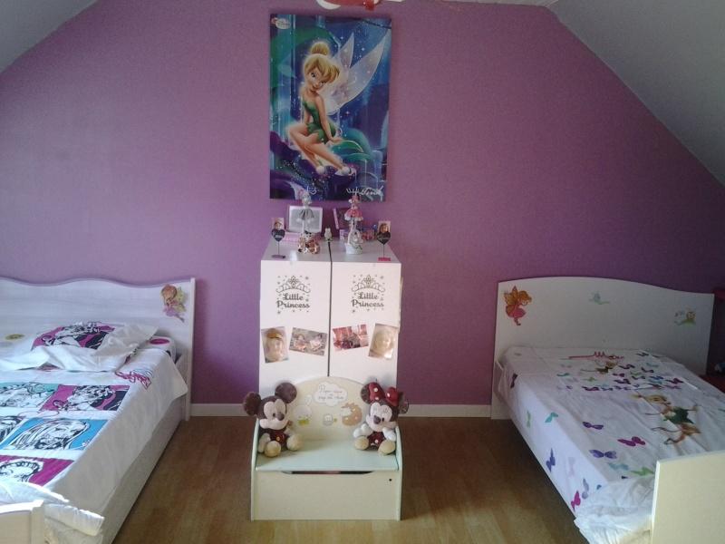 Décoration d'une chambre pour filles 2014-016