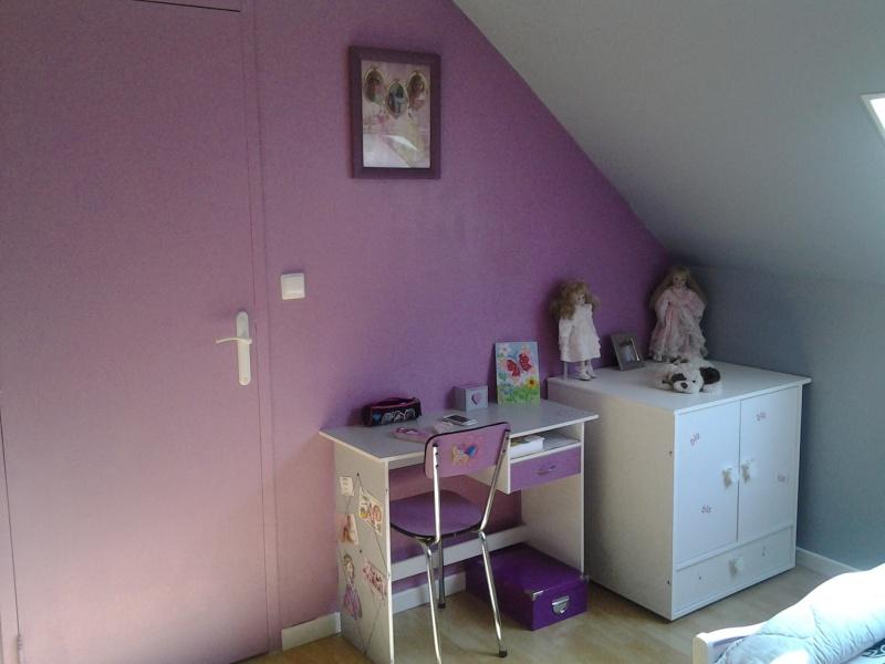 Décoration d'une chambre pour filles 2014-019