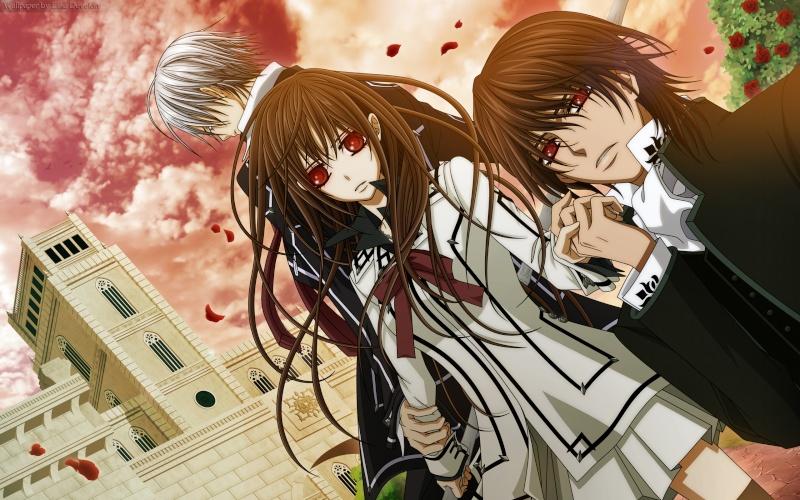 De quel manga appartient cette image ? - Page 2 Vampir10
