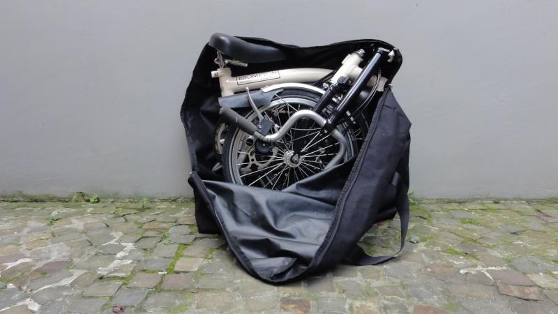 Vente vélo Brompton M6R - état impeccable [VENDU] Dsc06315