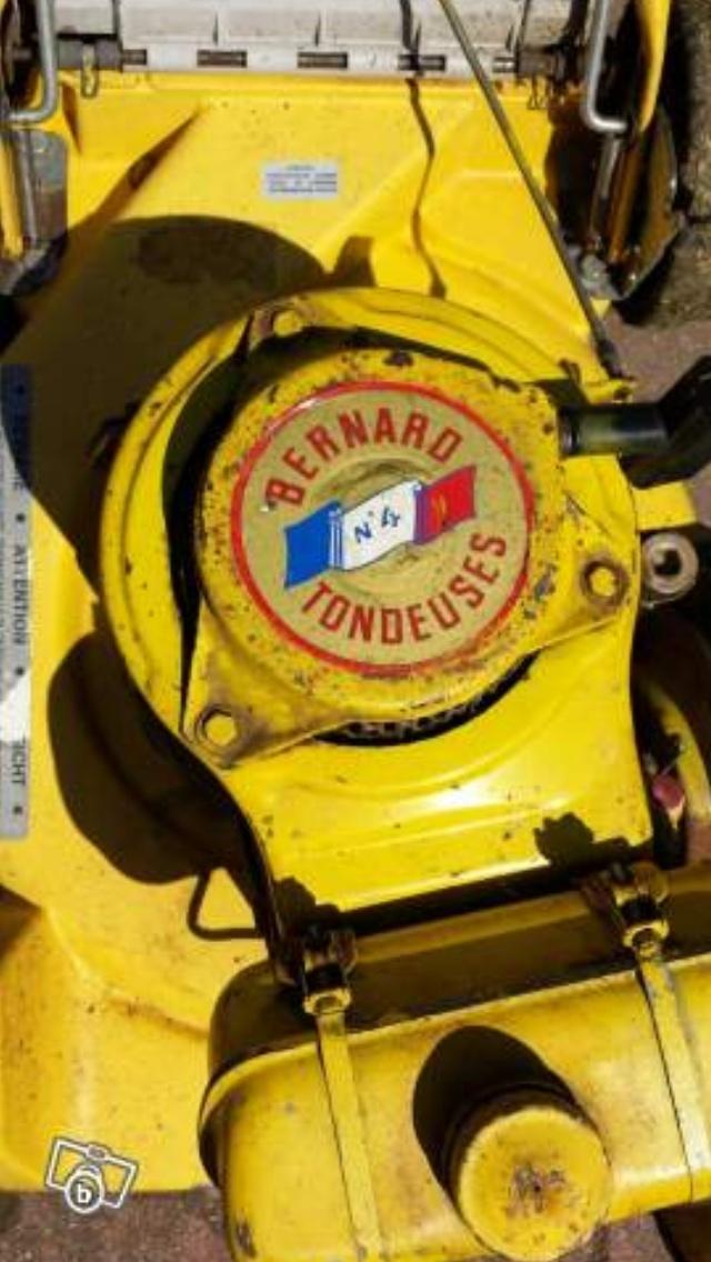 restauration moteur bernard 227T4 Avant_10