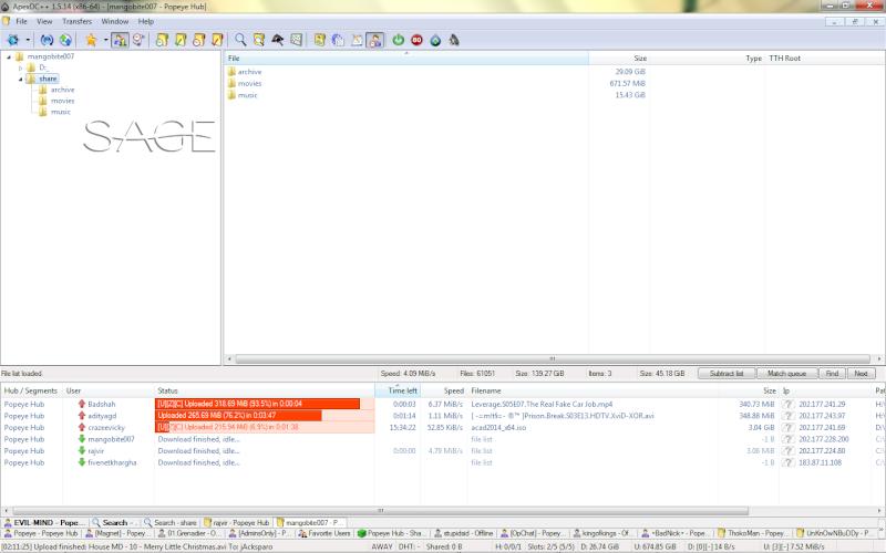 COINGEEK VIRUS A.K.A Share folder virus Mangob12