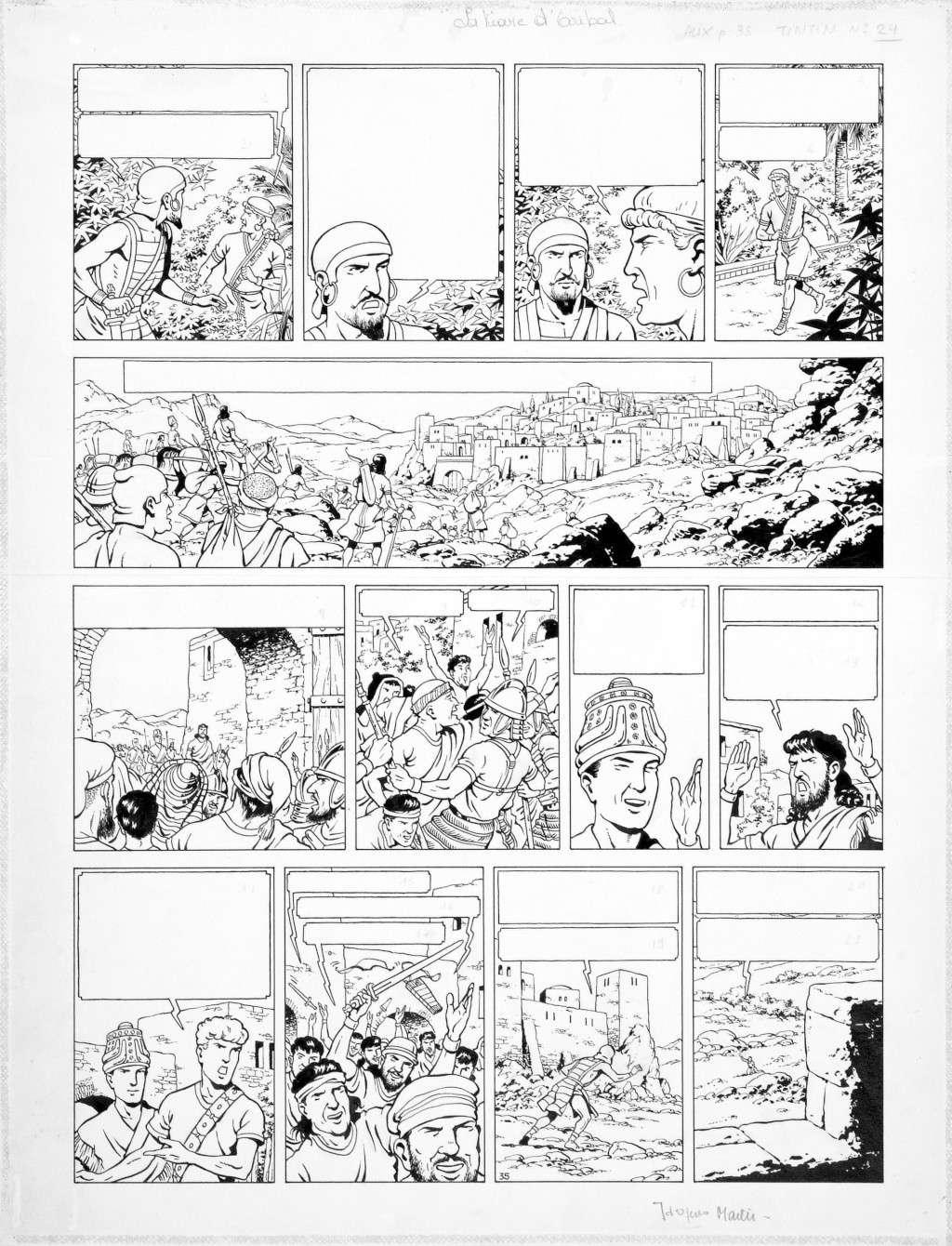 La Tiare d'Oribal - Page 3 Alix_t11