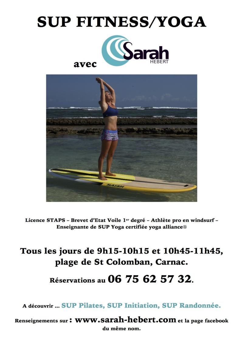 SUP FITNESS/YOGA avec Sarah Hébert Cours_11