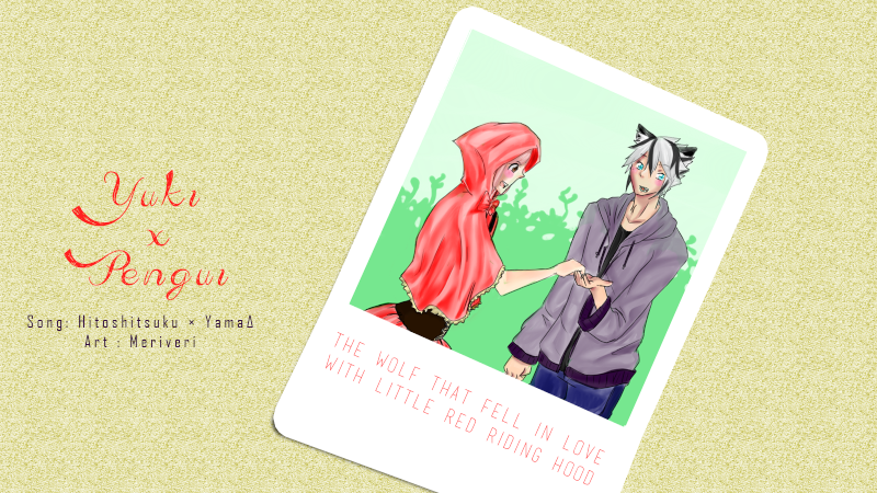 The Wolf That Fell in Love with Little Red Riding Hood (English) [COMPLETE] Thewol13