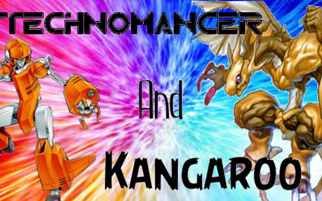 The Technomancer and The Kangaroo Tk10