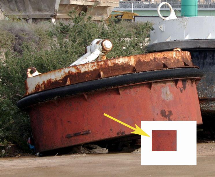 Quadri di barche particolari Boa10