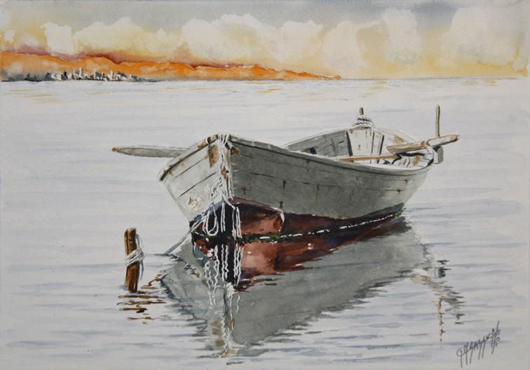 Quadri di barche particolari Ciu_410