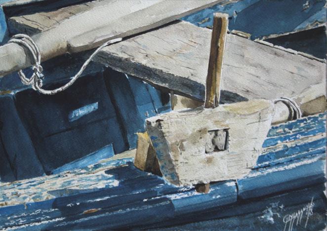 Quadri di barche particolari Scalmo12