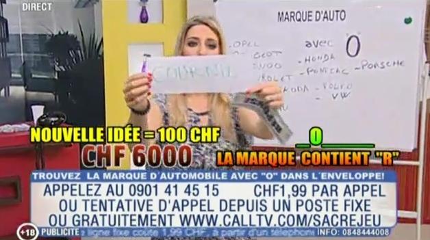 Retour de la CallTV sur TVM3 - Page 6 Courni10