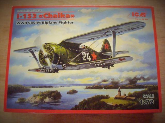 Polikarpov I-153.... & KFZ-2 Dsc01629