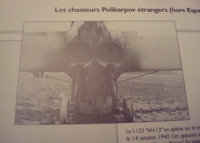 Polikarpov I-153.... & KFZ-2 Dsc01711
