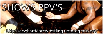 Shows PPV'S
