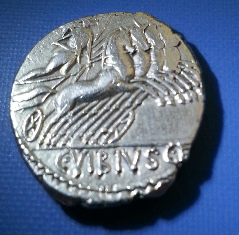Monnaie Celinius 2014-015