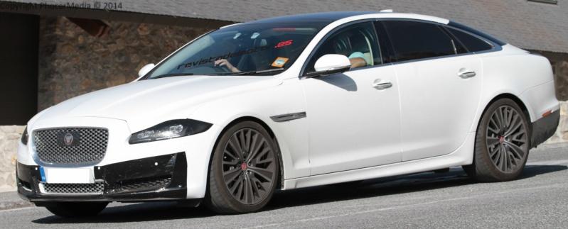 2015 - [Jaguar] XJ Restylée - Page 2 Protot14