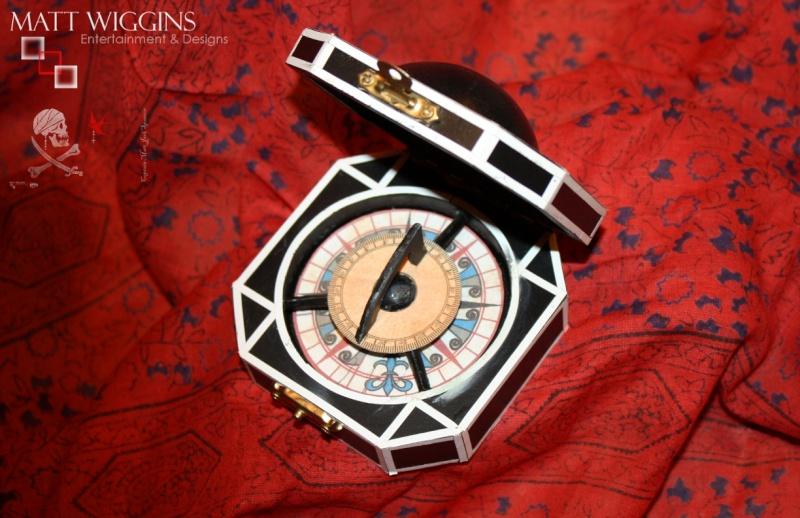 MWE&D Adventures of Captain Jack - Compass Captm206