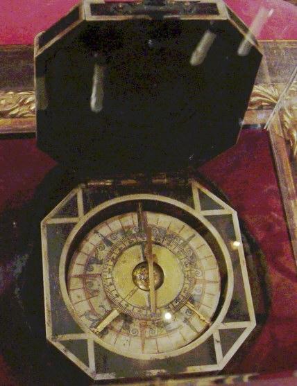 MWE&D Adventures of Captain Jack - Compass Captm225