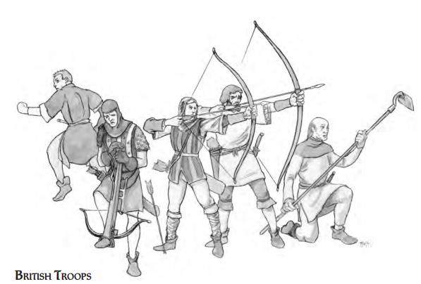 Roupas e armaduras (Período de Uther) Britis10