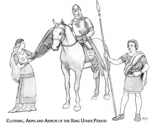 Roupas e armaduras (Período de Uther) Clothe10