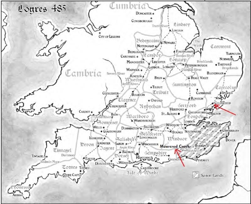 Corte de Salisbury (486 AD) Logres10