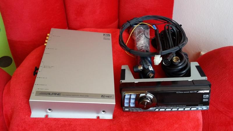 Alpine H701 & C701 (sold) 20140710