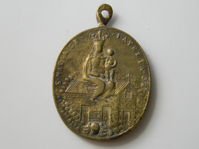 Médaille  ND-de-Lorette - XVIIIème Medail10