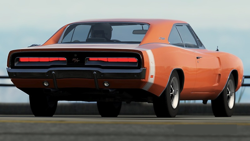 Dodge Charger R/T 1969 Dodge_10