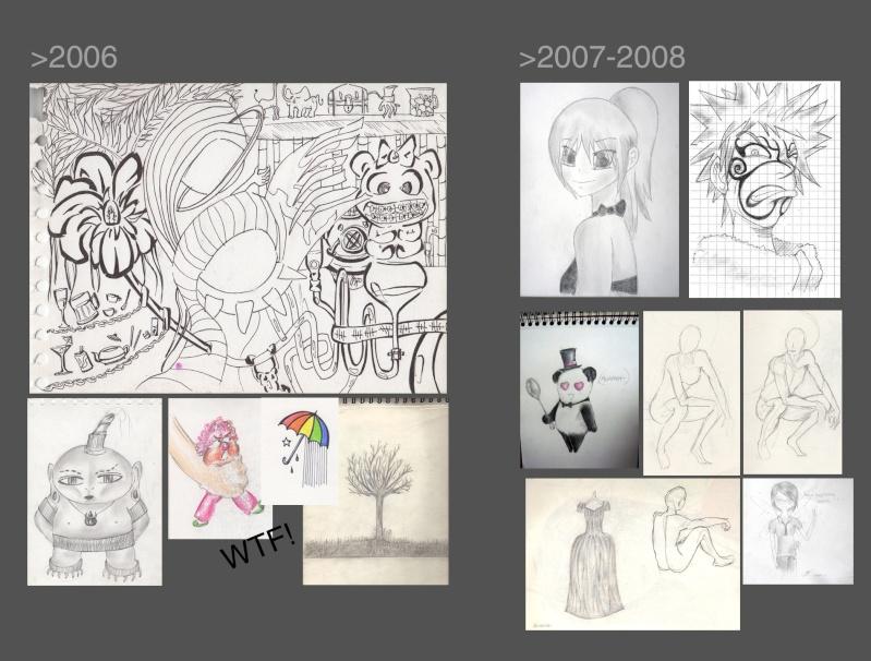 [inspi] Timeline - vos vieux dessins - Page 2 2006-211