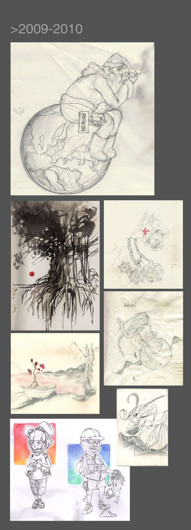 [inspi] Timeline - vos vieux dessins - Page 2 201010