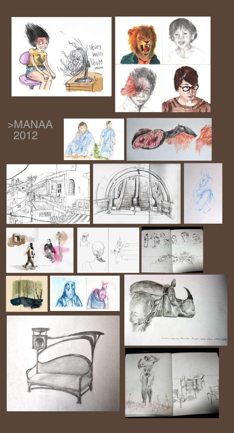 [inspi] Timeline - vos vieux dessins - Page 2 201211