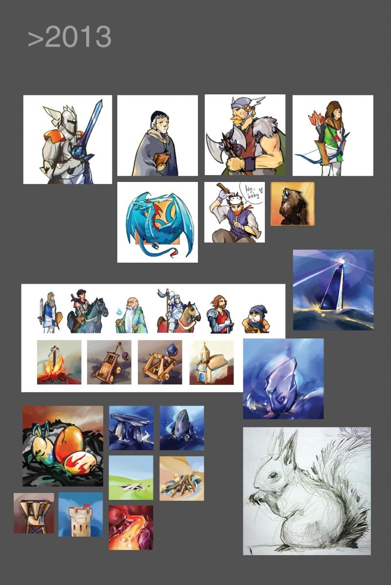 [inspi] Timeline - vos vieux dessins - Page 2 2013b10