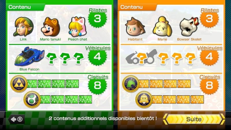[Mario Kart 8] Zelda , Animal Crossing et F-Zero débarquent ! 14082710