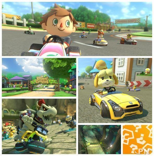 [Mario Kart 8] Zelda , Animal Crossing et F-Zero débarquent ! 53fd0210